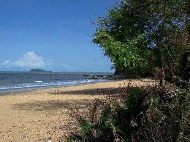 routes des plages guyane