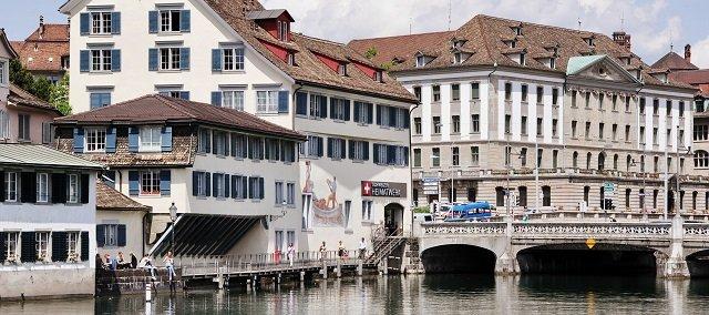 balade romantique en suisse