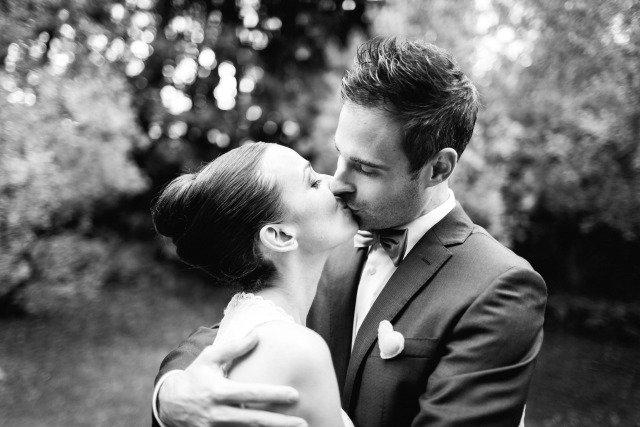 les 5 photos de mariage préférées de Virginia