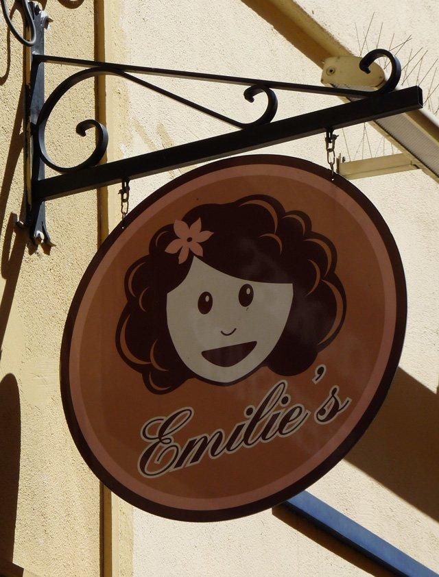 emilie's cookies nice