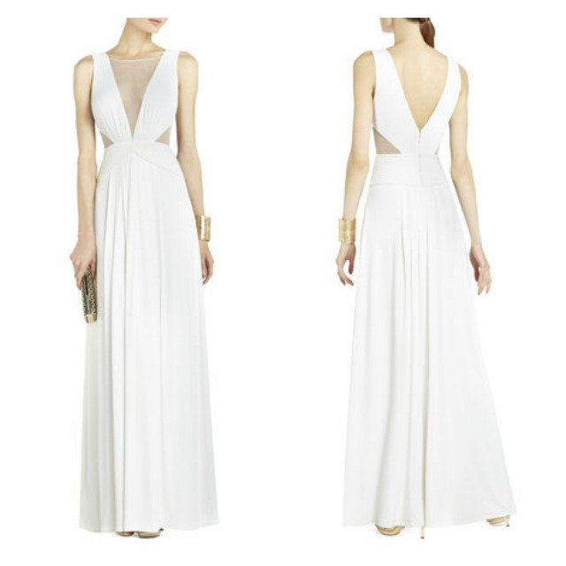 robe-de-mariee-bcbg-max-azria-dos-nu-pas-cher - With a love like that ...