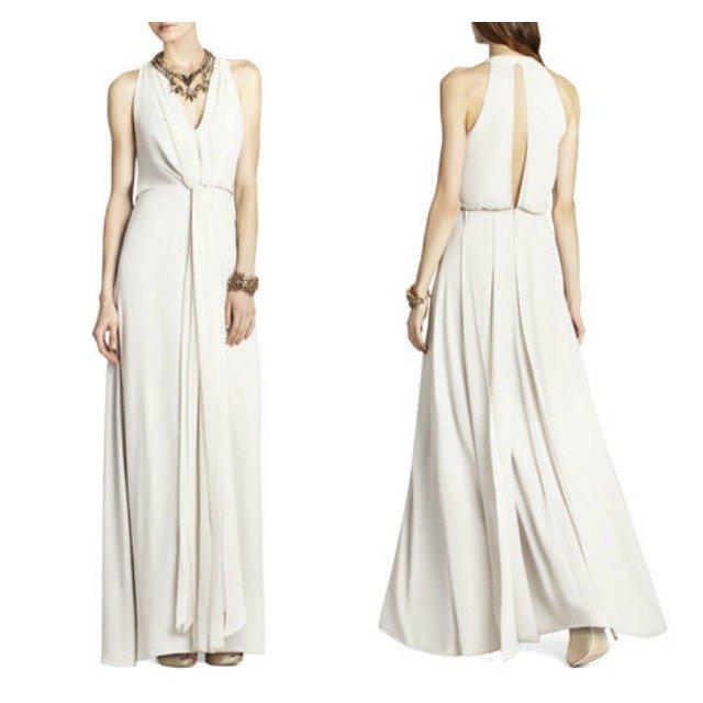 robe de mariée dos nu fluide pas cher