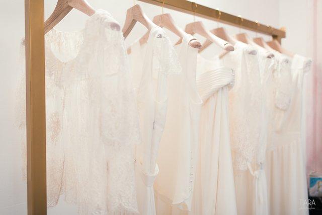olympe, une jolie boutique de robe de mariée à Montpellier