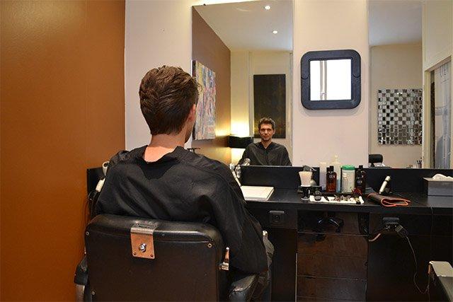 l appartement by didier royer salon coiffure barbier manucure hommes paris 3 with a love. Black Bedroom Furniture Sets. Home Design Ideas