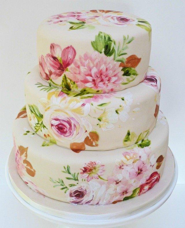 Cambridge-cake