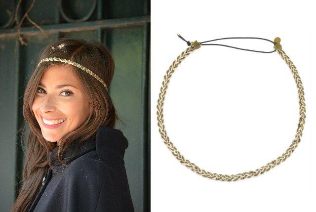 headband bijoux les dormeuses de madapolam