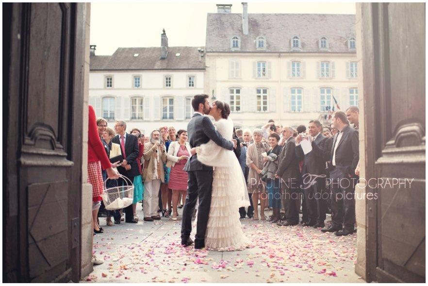 photo de mariage fi(lle)ancee