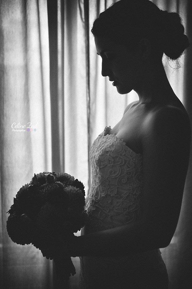 mariage à paris celine zed