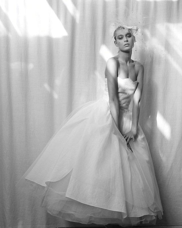 robe de mariée années folle