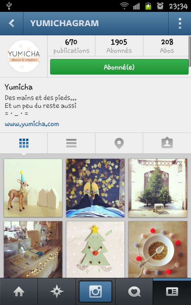 compte instagram à suivre