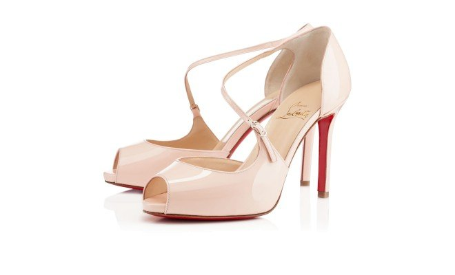 chaussures mariage nude