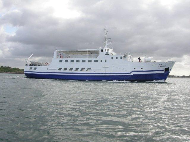 bateau guerveur lieu reception original mariage morbihan