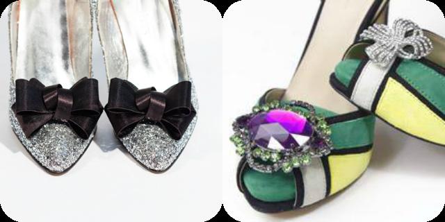 love shoe clip
