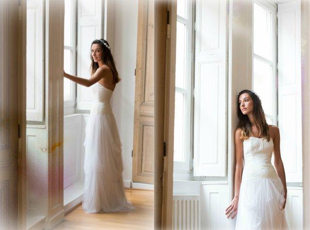 Aurélia Hoang, créatrice de robe de mariée à Lyon **ambassadrice ...