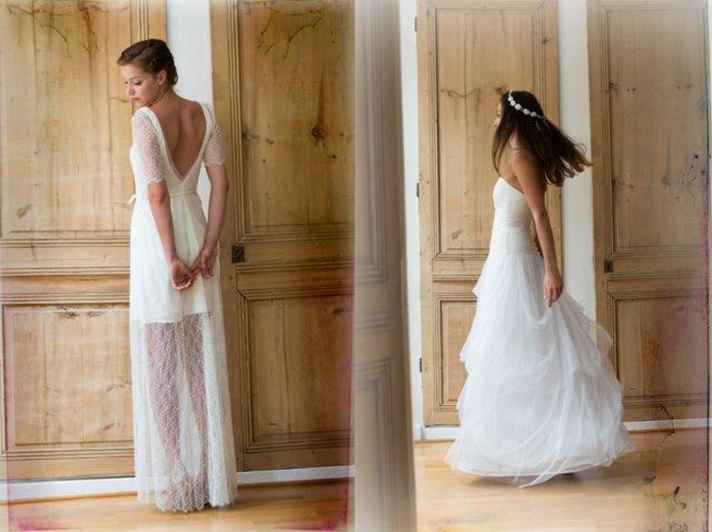 Creatrice de robe de mariee lyon