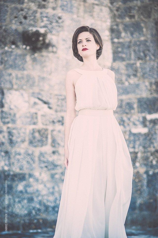 confidentiel creation robe de mariee sur mesure