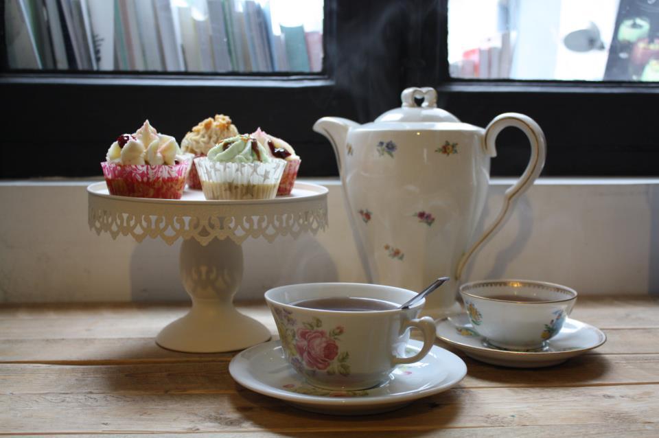 Garden Cupcakes **ambassadrice Poitou Charentes**