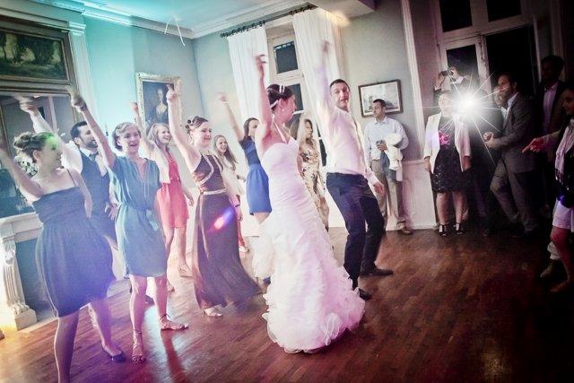 mariage en bleu en bretagne amandine ropars