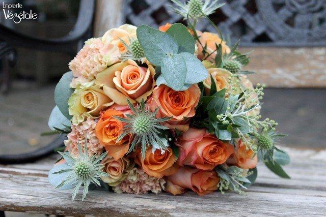 empreinte vegetale decoration florale