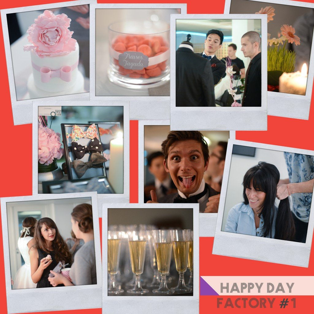 happy day factory salon du mariage alternatif