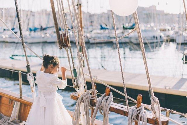 mariage sur un voilier à marseille