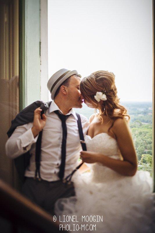 couple marié retro