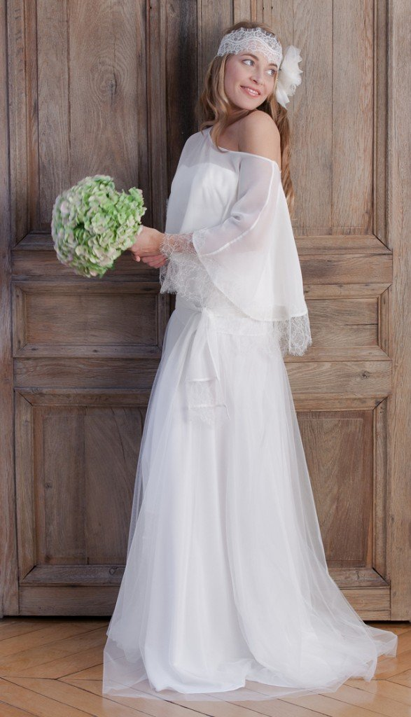 robe de mariée by n paris