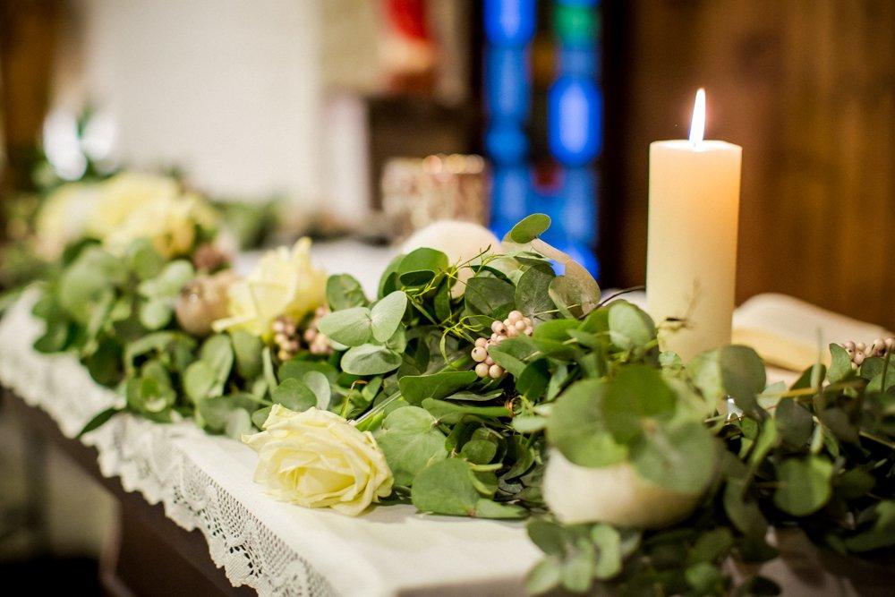 decoration mariage d'hiver la clusaz