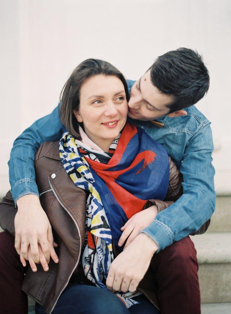 Histoire de couples, Julien et Béa alias Mymoon