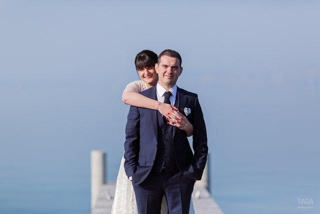 mariage evian haute savoie intime tiara photographie