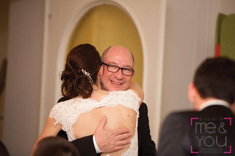 la mariée et son père - discours du père de la mariée