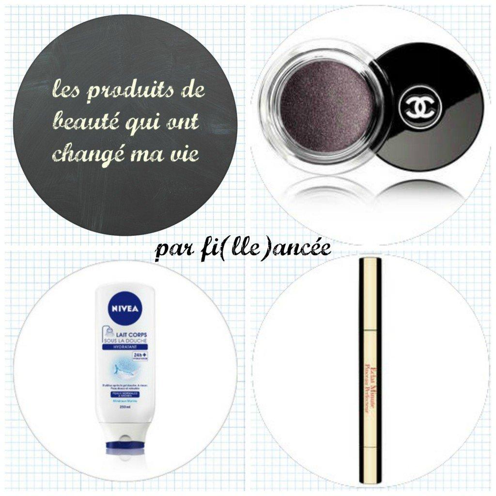 les 3 produits de beauté qui ont changé la vie de Fi(lle)ancée!