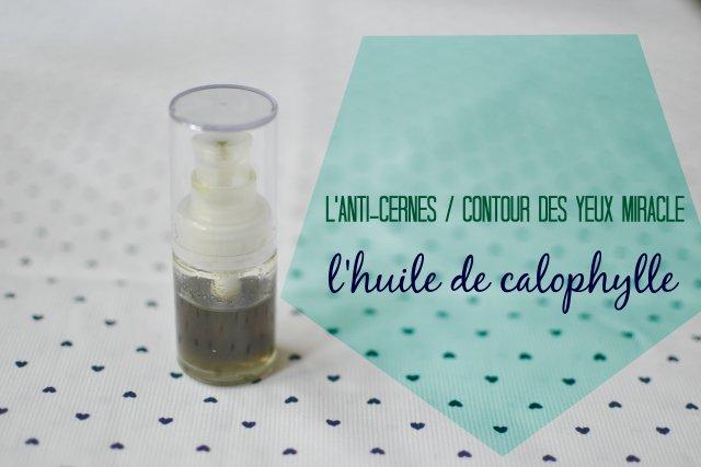 huile de calophylle inophylle bio / anti cernes miracle / Anti poches / soin contour des yeux sur withalovelikethat