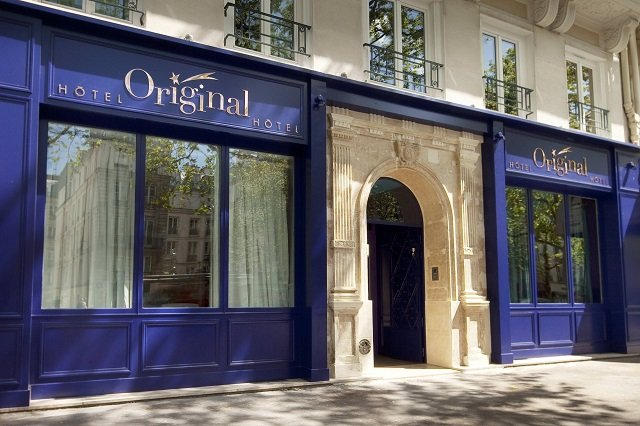hotel original paris boutique hotel design amoureux