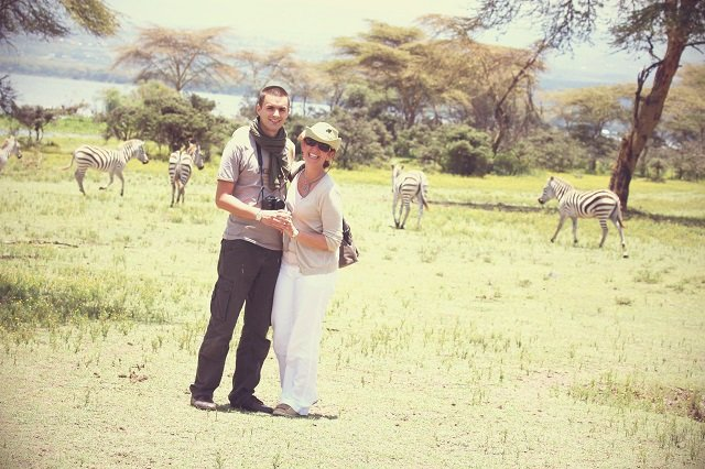 zebres voyage de noce kenya