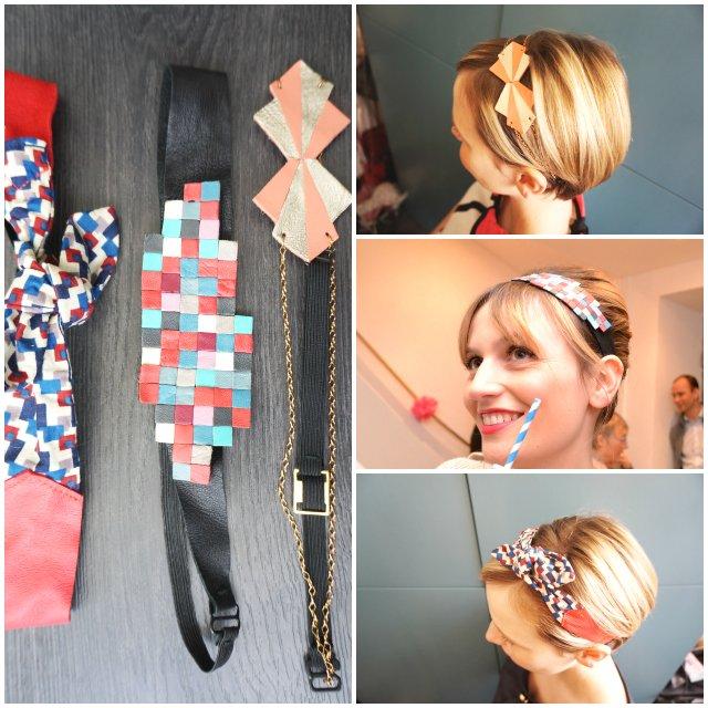 headband la rumeur blonde boutique lyon