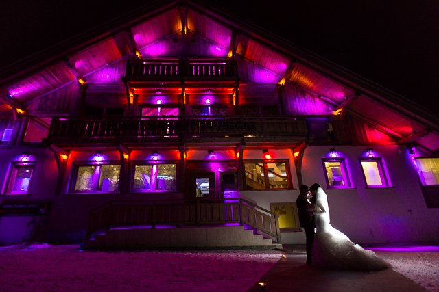 mariage americain megeve hiver studio clementine
