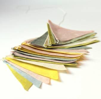 guirlande de fanions -modern confettis