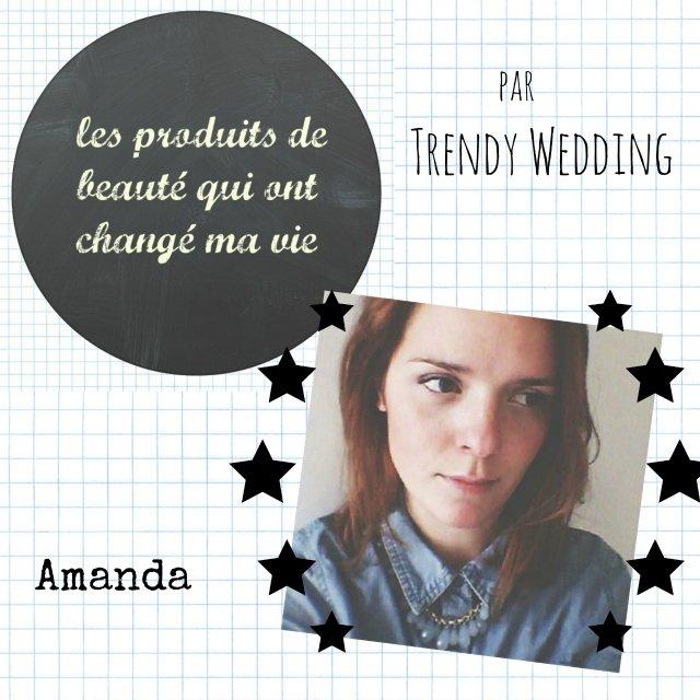 produits de beauté miracle par trendy wedding