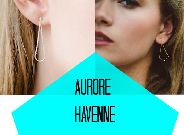 Aurore Havenne, bijoux fins et délicats / + d'infos sur withalovelikethat.fr