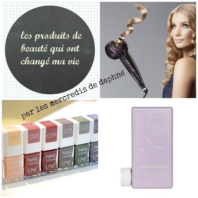 produits de beauté miracle coiffure et maquillage par les mercredis de daphné / + d'infos sur withalovelikethat.fr
