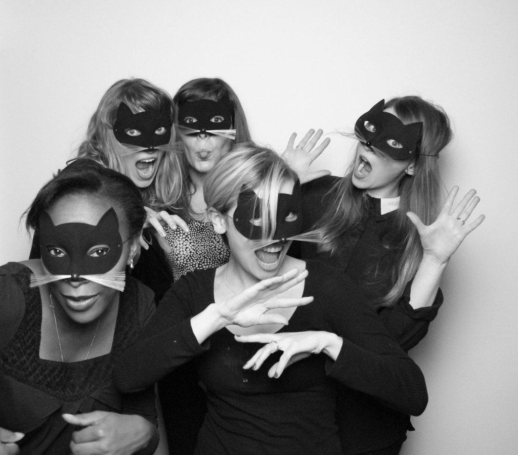 Les spycats / des blogueuses qui testent pour vous les meilleures idées pour des EVJF de folie