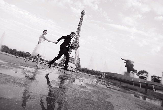Mariés à Paris / les like that mariage / photos Djamel photography / + sur withalovelikethat.fr