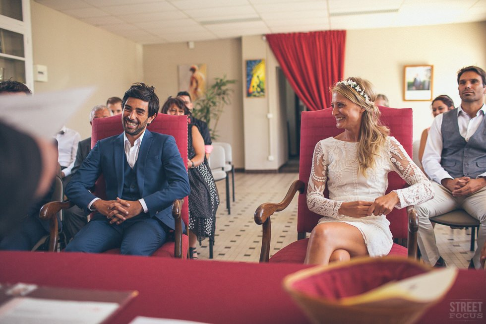 Mariage cool / montpellier / photographe street focus / + sur withalovelikethat.fr