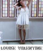 Louise valentine / créatrice robe de mariée / coup de coeur withalovelikethat.fr