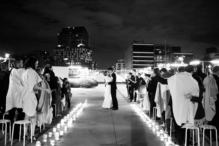 ceremonie mariage bougie paris / publié par withalovelikathat.fr
