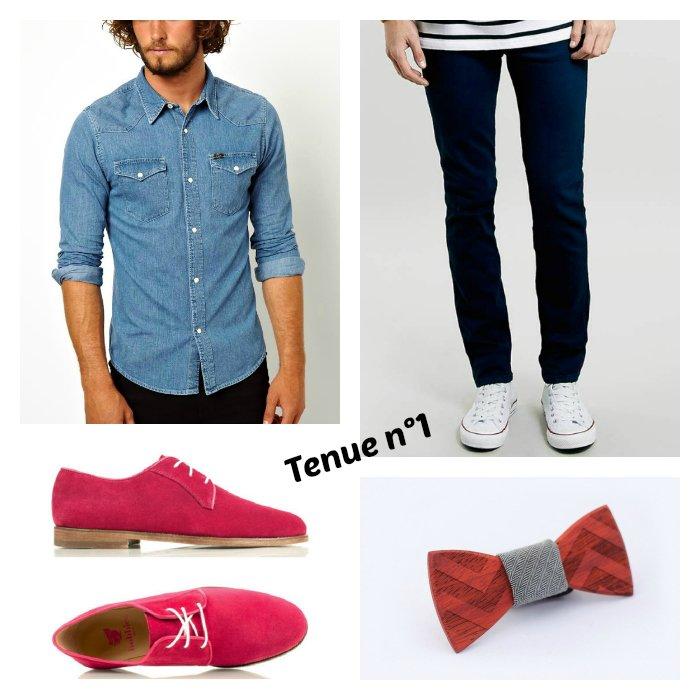 tenue-homme-chaussure-pantalon-chemise-original