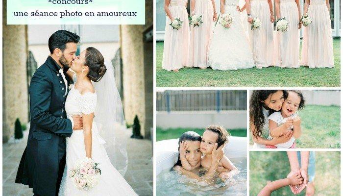 Gagnez une séance photo d'amoureux en argentique par Something wedding