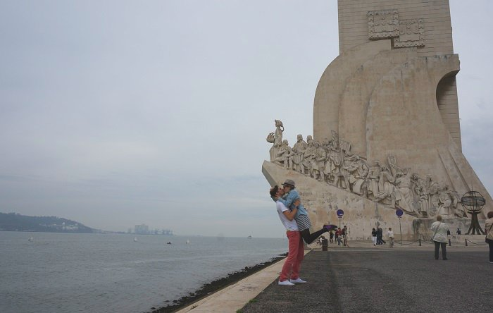un baiser partout dans le monde par withalovelikethat.fr