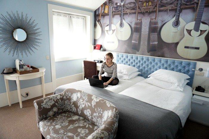 boutique hotel lisbonne / publié par withalovelikethat.fr